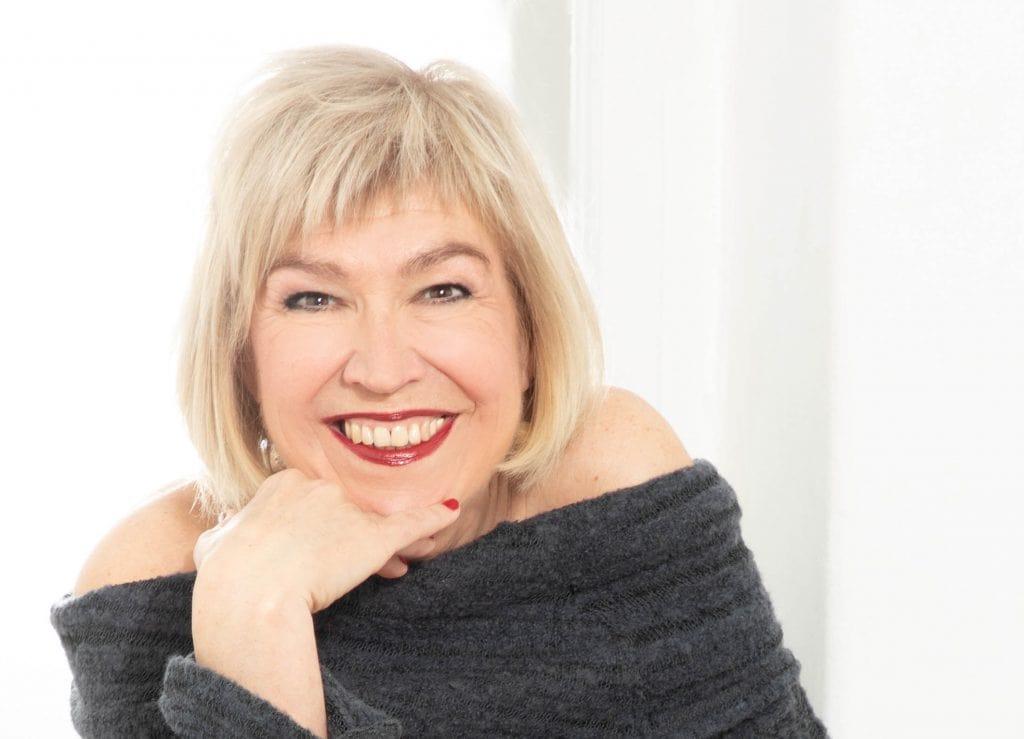 Ilona Heidenreich Gesicht lächelnd Ayurveda und Kosmetik